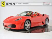 2007 Ferrari F430 Spider Manual Ferrari-Maserati of