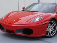 This is a Ferrari, F430 for sale by Euro Motorsport.