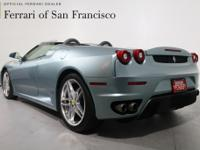 This is a Ferrari, F430 for sale by Ferrari of San