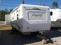 2007 Forest River Flagstaff Model-831BHSS Double Slides