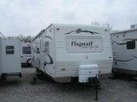 2007 Flagstaff Classic 829 RGSS Travel Trailer RV