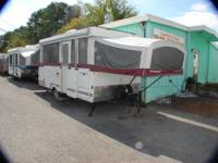 2007 FLEETWOOD ARCADIA 1 SELF CONTAINED FOLDING CAMPER