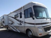 2007 Fleetwood Bounder 38V, Full Wall Slide, 300hp Cat