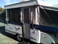 2007 Fleetwood cheyenne pop up camper great condition,