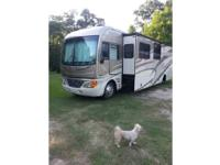 RV Type: Class A Year: 2007 Make: Fleetwood Model: Pace