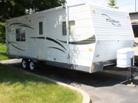 2007 Fleetwood Leader 25FQ. Secondhand Certified Made