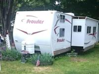 2007 Fleetwood Prowler 390BHDS For Sale in East Haddam,