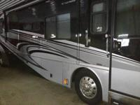 2007 Fleetwood Resolution 40E, Engine: CAT 400 , Diesel
