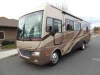 2007 Fleetwood Southwind 32V ONLY 4K MILES    Mileage: