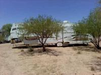 2007 Fleetwood Terry Quantum M-365BSQS 5th Wheel This