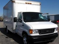 Options Included: N/A2007 FORD E350 WITH 15FT BOX VAN,