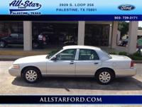 This Crown Victoria has less than 53k miles! Just