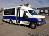 Ford E Fully Reconditioned Passenger Shuttle Bus For Church Tour Handicapped And Charter A Americanlisted on 2005 Ford E 450 Shuttle Bus