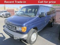 Only 68,577 Miles! This Ford Econoline Wagon delivers a