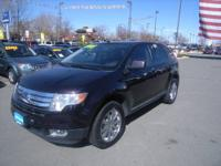2007 Ford Edge 4dr All-wheel Drive SEL Plus SEL Plus