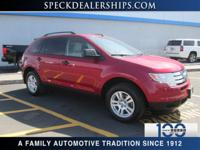 Body Style: SUV Engine: Exterior Color: Ruby Red