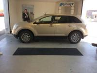 2007 Ford Edge SEL, One Owner Clean Carfax, Panoramic