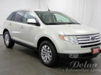 Edge SEL, AWD, DVD Navigation System, and