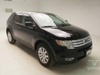 This 2007 Ford Edge SEL FWD with only 58358 miles is