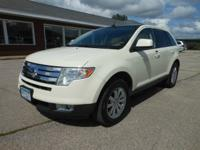 This 2007 Ford Edge is in excellent shape! This one