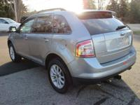 Options:  2007 Ford Edge Sel Plus|Creme Brulee