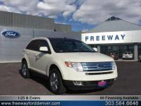 Creme Brulee Clearcoat 2007 Ford Edge SEL Plus AWD