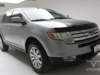 This 2007 Ford Edge SEL Plus FWD is offered by Vernon