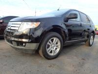 Options:  2007 Ford Edge Sel 4Dr