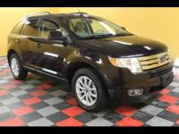 2007 Ford Edge SEL 2007 FORD Edge FWD 4dr SEL.Both the