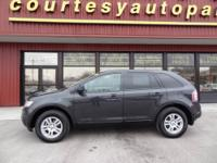 This is a great 2007 Edge SUV SE. Want to save some