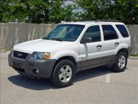 2008 Ford Escape Hybrid. Automatic, All Wheel Drive,