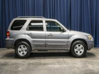 Clean Carfax 4x4 Hybrid SUV with Sunroof!  Options: