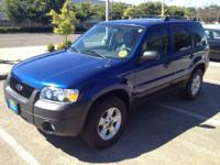 This 2007 Ford Escape is offered to you for sale by