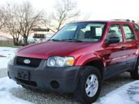 This 2007 Escape would make a great first vehicle or