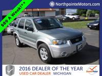 Options:  2007 Ford Escape Xlt Green We Finance!
