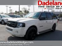 Check out this gently-used 2007 Ford Expedition we