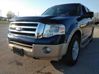 Our 2007 Ford Expedition Eddie Bauer edition 4x4 is
