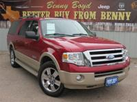 (512) 948-3430 ext.1637 This 2007 Expedition EL is