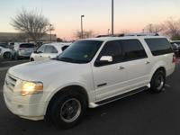 2007 Ford Expedition EL Limited Priced below KBB Fair