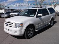 Exterior Color: white sand tri-coat metallic, Body: SUV