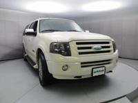 New Arrival... This tenacious 2007 Ford Expedition EL