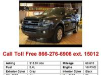2007 Ford Expedition Limited 4dr 4x2 SUV 4 Doors Gray