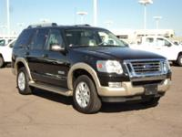 Description 2007 FORD Explorer 4 wheel disc brakes,ABS