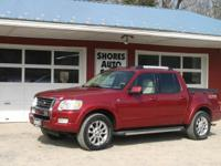 Check out this 2007 Ford Explorer Sport Trac Limited.