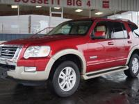 Body Style: SUV Engine: Exterior Color: Redfire