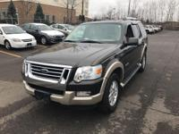 This outstanding example of a 2007 Ford Explorer Eddie