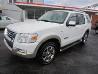 Exterior Color: oxford white clearcoat, Body: SUV,