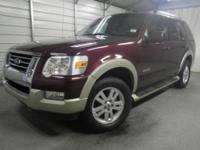 Outside Color: maroon, Body: Sport Utility, Engine: 4.0
