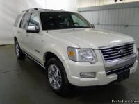 2007 Ford Explorer Limited 63000 miles,  4.6 v8
