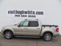 *** V8 - 4WD - LEATHER INTERIOR - HEATED SEATS - TOW